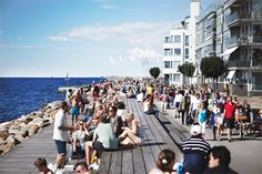 Sweden's Mighty Malmö / Out In The City Magazine