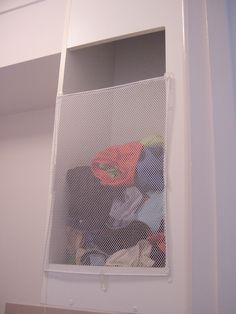 laundry chute catcher | Flickr - Photo Sharing!