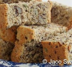 Seed and Nut Rusks recipe