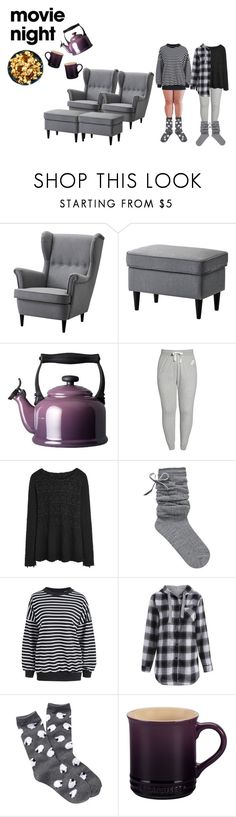 """""""So, Aliens 2 or Evil Dead 2?"""" by vic-mazonas ❤ liked on Polyvore featuring Le Creuset, NIKE, John Lewis, Free Press and plus size clothing"""