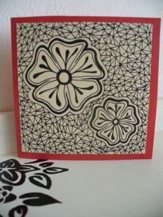 Kytka na druhou / Zboží prodejce Lusia Cards I Card