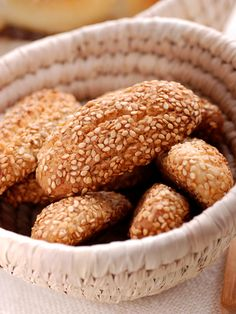 Biscuits au sésame (Chine) – The Best Arabic sweets and desserts recipes,tips and images Italian Christmas Cookie Recipes, Italian Cookie Recipes, Sicilian Recipes, Easy Cookie Recipes, Pastry Recipes, Dessert Recipes, Chinese Recipes, Italian Sesame Seed Cookies, Italian Cookies