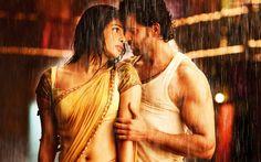 Deszcz, Bollywood, Aktorzy, Priyanka Chopra, Hrithik Roshan