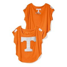 Victoria's Secret University Of Tennessee Drapey Bling Tee and other apparel, accessories and trends. Browse and shop 4 related looks.