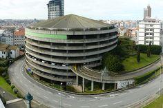 Silo Auto reúne nomes fortes da arquitectura no Porto Portugal, Bauhaus, Arch, Garages, World, Places, Retro, Names, Port Wine