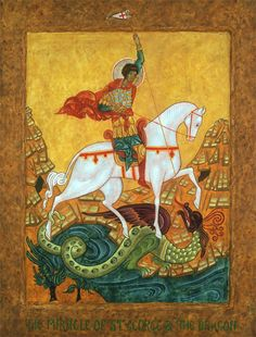 Laura Clerci's St. George