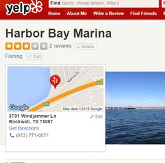 We're on Yelp! A positive review is greatly appreciated.