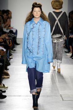 A Détacher Fall 2017 Ready-to-Wear Fashion Show Collection