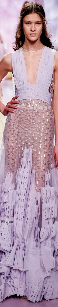 Georges Chakra Spring 2017 Couture