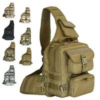 Buy Multifunctional Hiking Tactical Photography Camera Sports Range Carrier Saddle Shoulder Bag at Wish - Shopping Made Fun Hiking Backpack, Backpack Bags, Molle Pouches, Cheap Crossbody Bags, Photography Camera, Multifunctional, Carrie, Camouflage, Messenger Bag