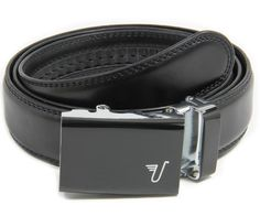 """What a great belt!  A """"Mission Belt"""" is a leather belt with no holes, that adjusts to any size and doesn't show the noticeable wear that normal belts do.  Around $35"""