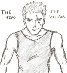The Hero by whenpopsucks.deviantart.com on @deviantART