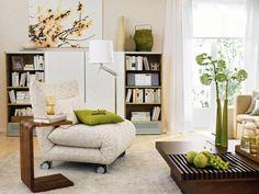 Multifunktionale Möbel im Wohnzimmer - wohnen-clever-einrichten-leichtigkeit-h5