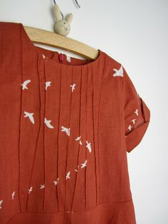 Tutorial | Improvisational Pleating: 3 Ways | with Flight Voile | by StraightGrain