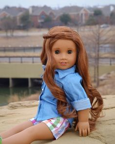 Fabulous Custom American Girl Brand @agofficial