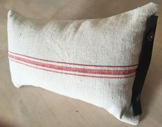 Hemp pude, Hemp pillow