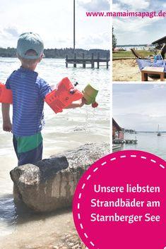 Unsere liebsten Badeplätze und Strandbäder am Starnberger See mit Kindern. #badenmitkindern #Strandbäder #starnbergersee #badeseeinbayern