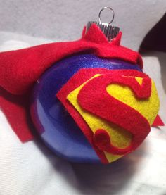No Mess Glittered Glass and Felted by CraftinistasBoutique on Etsy, $10.95