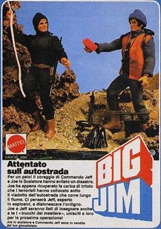 Big Jim - Commando