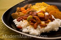 #Walmart Mom Melanie shares her recipe for Puerto Rican beef stew, or Carne Guisada.
