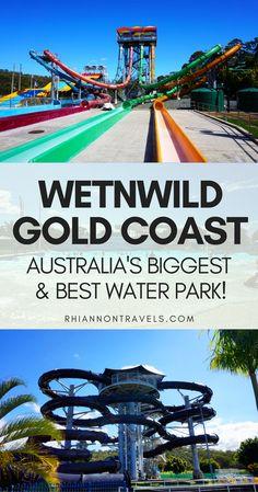 WetnWild Gold Coast, Queensland: Australia's Biggest & Best Water Park