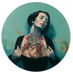 Vanitas series prints on canvas by Fernando Vicente. 24.5x24.5cm, $40.  Fernando Vicente
