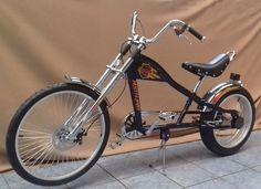Rosetta Sport LA fahrrad Lowrider SCHWARZ MO chopper bike Harley rad cruiser | eBay