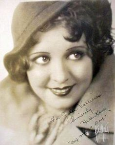 Helen Kane. This is a makeup and costume board, don't care who the real Betty Boop was or wasn't. Take the arguments somewhere else, please