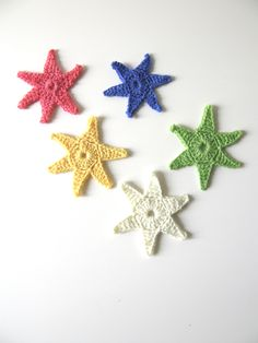 :: Crochet Some Stars! Go On!| Meet Me At Mike's | | Meet Me At Mike's