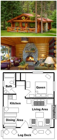 Nice elements in this floorplan-needs one more bedroom next to bathroom