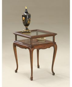 Butler Specialty 1484 Plantation Cherry Accent Table | Capitol Lighting 1-800lighting.com