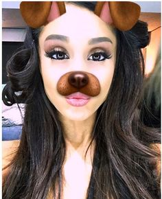 Celebs like Ariana Grande and Jessica Alba have been loving the Snapchat puppy filter!