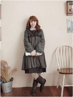 #mori, #morikei, #forestgirl   http://global.rakuten.com/en/store/mycloset/item/5587/