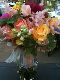 Does this make you  smile? Flowers by A Touch of Nature. Visit our Facebook Page: www.facebook.com/atouchofnaturefloral