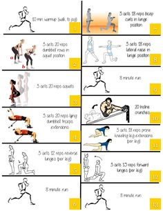 The Jessica Simpson - Daisy Duke workout (Do 5 times a week)