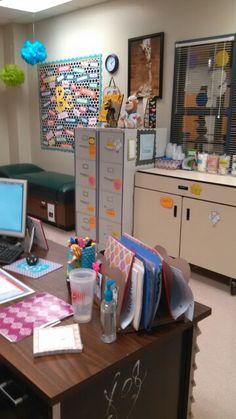 School nurse office