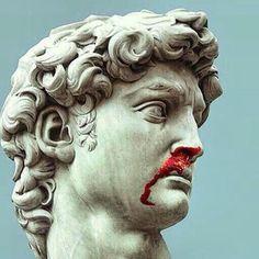 David nosebleeds
