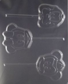 Mickey Mouse Minnie Mouse Pluto Chocolate Candy Mold - $2.27 : Cake and Candy Supplies , Streichs