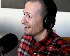 """""""...I'm Pumped To Be Here!"""" ChesterBe @ 102.7 KIISFM 2017"""