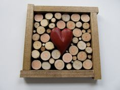 Wood Art Valentine's Day From Maine With Love Wall Hanging Art Wood Sculpture Hand Carved Wood Anniversary Fifth Anniversary Wood Gift Heart by NorthWindCarvings on Etsy