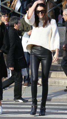 37 Imágenes Que Prueban Que Kendall Jenner Es Un Estrella Del Street Style