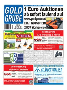 Graz, Gift Cards, Auction, Reading