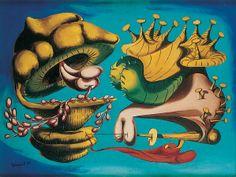 Eugenio Granell, Los juegos de Venus, 1958