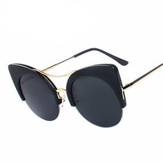 London Cat Eye Sunglasses
