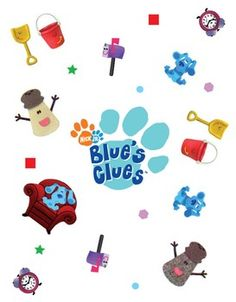 Nick Jr.com has a lot of great images and clip art for your Blue's ...