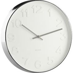 Crate & barrel clock