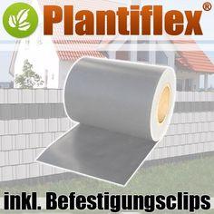 http://ift.tt/1NEjxfA Sichtschutz Rolle 35m blickdicht PVC Zaunfolie Windschutz für Doppelstabmatten Zaun (Grau) @buyitolp%