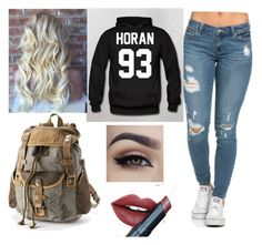 """Niall Horan"" by gonzalezrebecca on Polyvore featuring Fiebiger, women's clothing, women, female, woman, misses and juniors"