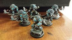 Circle of Orboros winter project