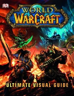 Pre-Order for 9/31/13 -World of Warcraft: Ultimate Visual Guide by DK Publishing •Official never-before-seen full-color artwork from World of Warcraft•Behind the scenes information on the making of the game•Visual overview of the characters, lore, locations, and events from every expansion This epic book of Warcraft history is available now for pre-order. Head on over to the DK site for a preview, and then to Amazon and Barnes and Noble to get your order in.